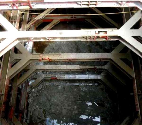 湖南中部浄化センター流入特殊人孔耐震対策工事